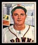 1950 Bowman #189  Owen Friend  Front Thumbnail