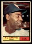 1961 Topps #170  Al Smith  Front Thumbnail