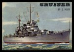 1955 Topps Rails & Sails #178   Cruiser Front Thumbnail