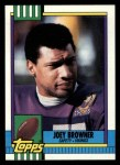 1990 Topps #111  Joey Browner  Front Thumbnail