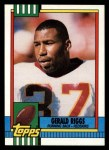 1990 Topps #122  Gerald Riggs  Front Thumbnail