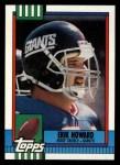 1990 Topps #57  Erik Howard  Front Thumbnail