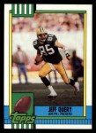 1990 Topps #144  Jeff Query  Front Thumbnail