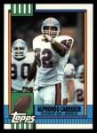 1990 Topps #46  Alphonso Carreker  Front Thumbnail