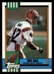 1990 Topps #266  Eric Ball  Front Thumbnail