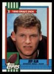 1990 Topps #211  Jeff Alm  Front Thumbnail