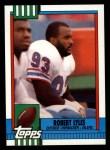 1990 Topps #212  Robert Lyles  Front Thumbnail