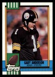 1990 Topps #182  Gary Anderson  Front Thumbnail