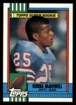 1990 Topps #213  Bubba McDowell  Front Thumbnail