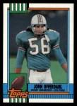 1990 Topps #321  John Offerdahl  Front Thumbnail
