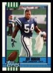 1990 Topps #306  Jeff Herrod  Front Thumbnail