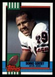 1990 Topps #371  Dennis Gentry  Front Thumbnail