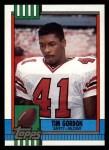 1990 Topps #476  Tim Gordon  Front Thumbnail