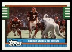 1990 Topps #502   Bengals Highlights Front Thumbnail