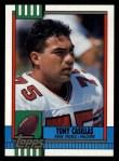1990 Topps #470  Tony Casillas  Front Thumbnail