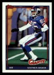 1991 Topps #25  Stephen Baker  Front Thumbnail