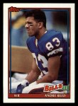 1991 Topps #54  Andre Reed  Front Thumbnail