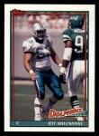 1991 Topps #123  Jeff Uenhake  Front Thumbnail