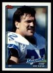 1991 Topps #283  Joe Nash  Front Thumbnail