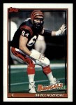 1991 Topps #262  Bruce Kozerski  Front Thumbnail