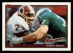 1991 Topps #198  Darryl Grant  Front Thumbnail