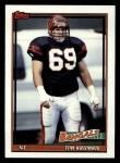 1991 Topps #249  Tim Krumrie  Front Thumbnail