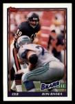 1991 Topps #165  Ron Rivera  Front Thumbnail