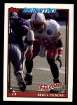 1991 Topps #567  Bruce Pickens  Front Thumbnail