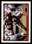 1991 Topps #588  Gary Wilkins  Front Thumbnail