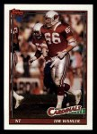 1991 Topps #516  Jim Wahler  Front Thumbnail