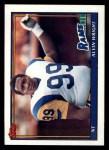 1991 Topps #524  Alvin Wright  Front Thumbnail