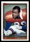 1991 Topps #558  Clarence Kay  Front Thumbnail