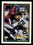 1991 Topps #459  Matt Brock  Front Thumbnail
