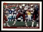 1991 Topps #649   -  Bill Lewis / Johnny Johnson / Ricky Proehl / Tim McDonald / Ken Harvey  Cardinals Leaders Front Thumbnail