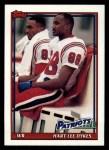 1991 Topps #627  Hart Lee Dykes  Front Thumbnail