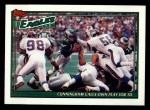 1991 Topps #648   Eagles Leaders Front Thumbnail