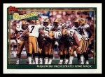 1991 Topps #636   Packers Leaders Front Thumbnail