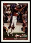 1991 Topps #504  Rich Camarillo  Front Thumbnail