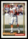 1992 Topps #18  Lawrence Dawsey  Front Thumbnail