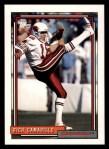 1992 Topps #2  Rich Camarillo  Front Thumbnail
