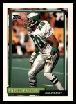 1992 Topps #86  Andre Waters  Front Thumbnail