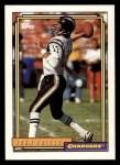 1992 Topps #10  John Friesz  Front Thumbnail