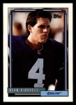 1992 Topps #136  Dean Biasucci  Front Thumbnail