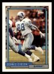 1992 Topps #192  Dennis Gibson  Front Thumbnail