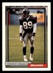 1992 Topps #227  George Thomas  Front Thumbnail