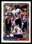 1992 Topps #312  Kevin Butler  Front Thumbnail