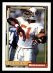 1992 Topps #389  Broderick Thomas  Front Thumbnail