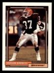 1992 Topps #365  Harlon Barnett  Front Thumbnail