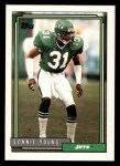 1992 Topps #416  Lonnie Young  Front Thumbnail