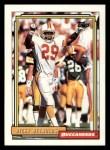 1992 Topps #372  Ricky Reynolds  Front Thumbnail